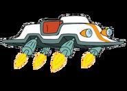 Agent P's Car
