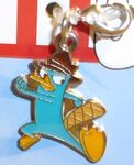 Zipper Clips - Agent P