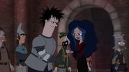 S04E25a Vanessa hands Sir Grant a mask