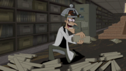 Doof finds the deed.....again