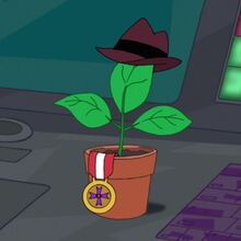 Planty the Potted Plant