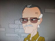 Stan Lee got little annoyed with Dr.Doofenshmirtz