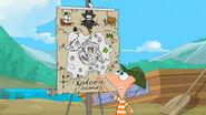 Badbeard treasure map overview