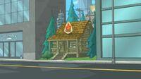 Pfadfinder Mädchen Lodge