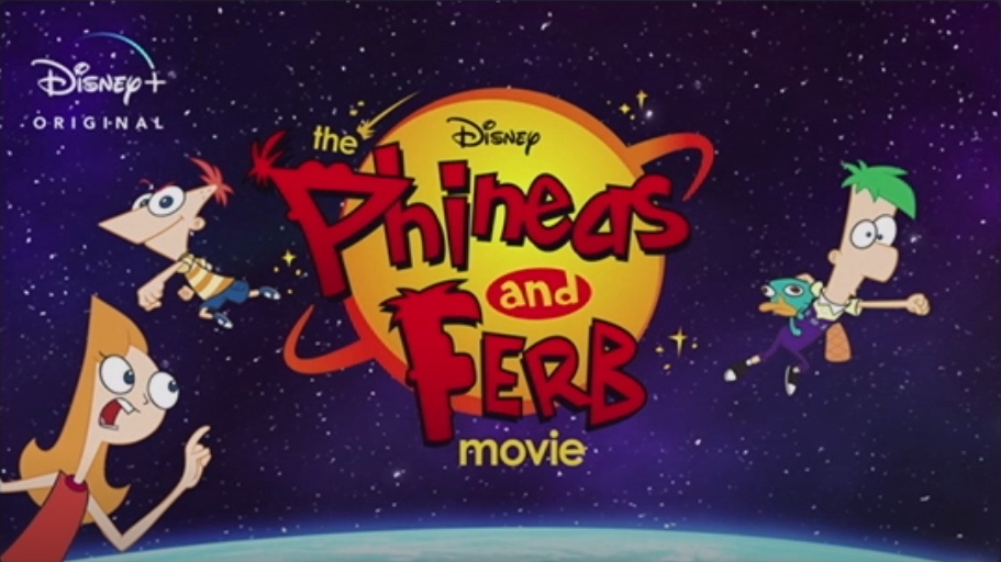 Phineas and Ferb: Candace Against the Universe film 2019/2020