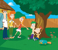 Phineas und Ferb Charaktere