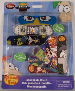 PnF Mini Skateboard 2