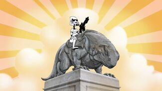 Stormtrooper Candace's song
