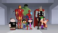 Marvel e altri