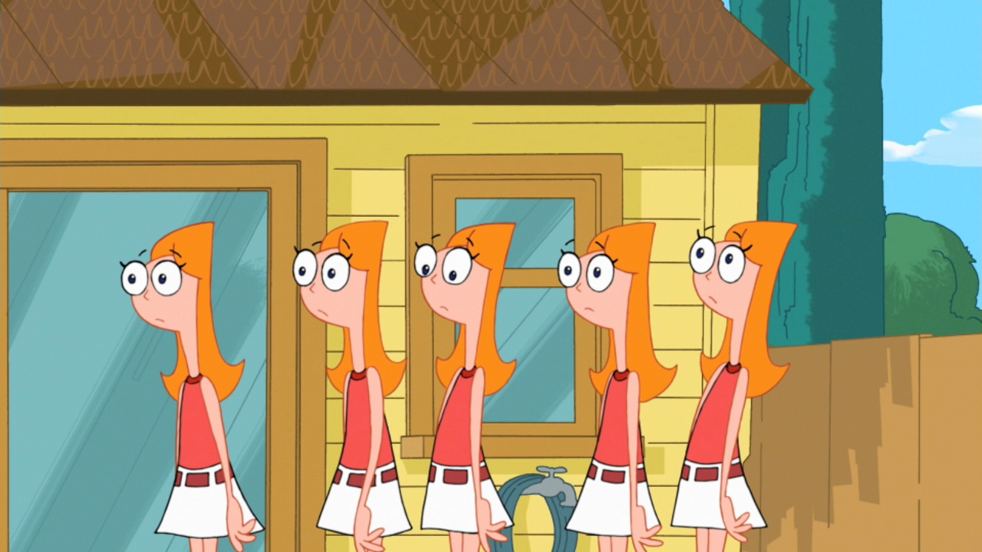 Phineas and Ferb Look Alikes