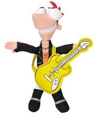 Phineas S2 Gabble Head