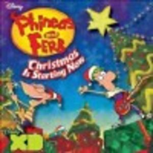 Phineas And Ferb Holiday Favorites Phineas And Ferb Wiki
