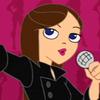 Vanessa singing avatar