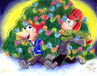 Let's Make that Christmas Feeling Grow!, by JayP617