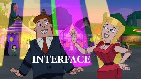 Phineas and Ferb - Interface