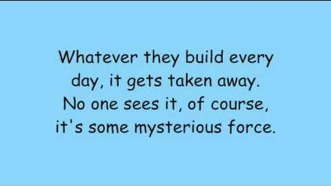 Phineas And Ferb - Mysterious Force Lyrics (HD + HQ)