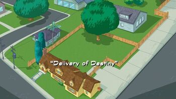 Delivery of Destiny title card