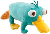 Perry 12 inch plush toy