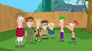 Phineas, Ferb & the Cousins