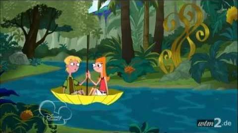 Phineas und Ferb - Die Biosphäre Song Was ich so an dir mag ist ( HD )