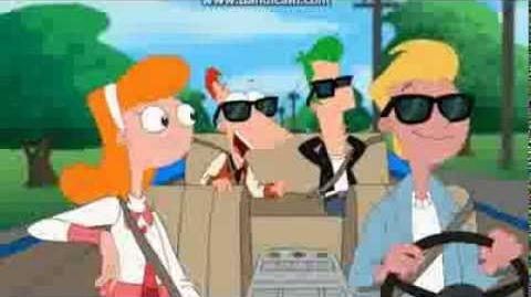Phineas und Ferb - Mein Traumgefährt