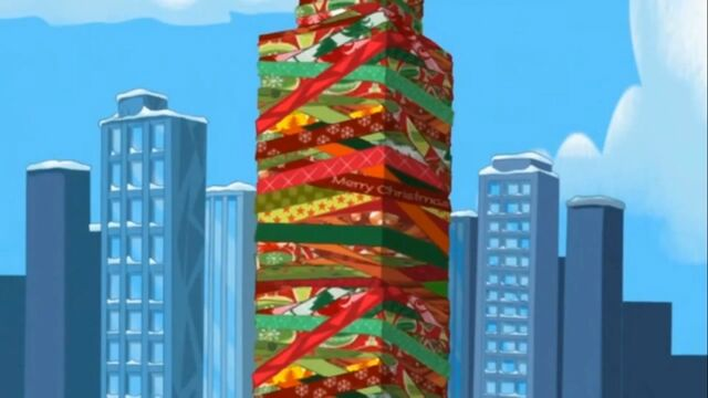 File:Present wrapped building.jpg