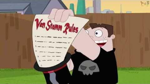 Phineas and Ferb - Van Stomm's Rule One