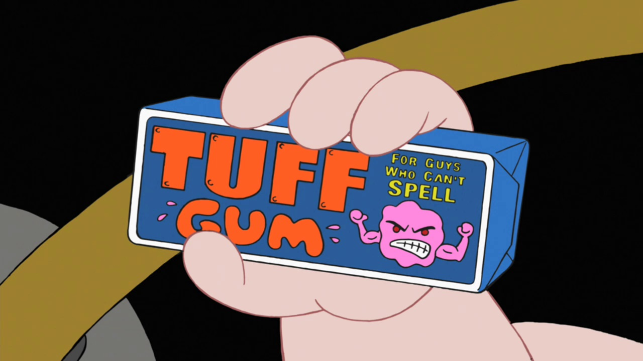 tuff gum phineas and ferb wiki fandom powered by wikia