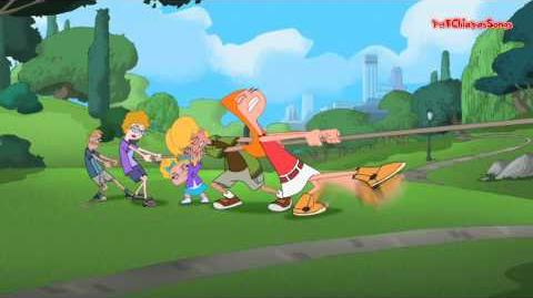 Phineas and Ferb - Run, Candace, Run (Song)