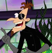Profile - Heinz Doofenshmirtz (2nd Dimension)