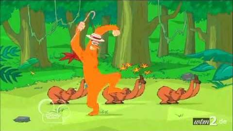 Phineas und Ferb - Die Haarstylisten Song Ein Pfeil ( HD )