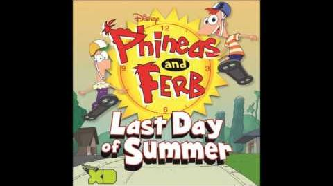 15 Phineas and Ferb - Curtain Call Time Spent Together (soundtrack)