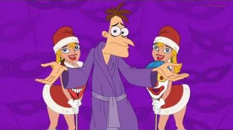 Phineas and Ferb - I Really Don't Hate Christmas