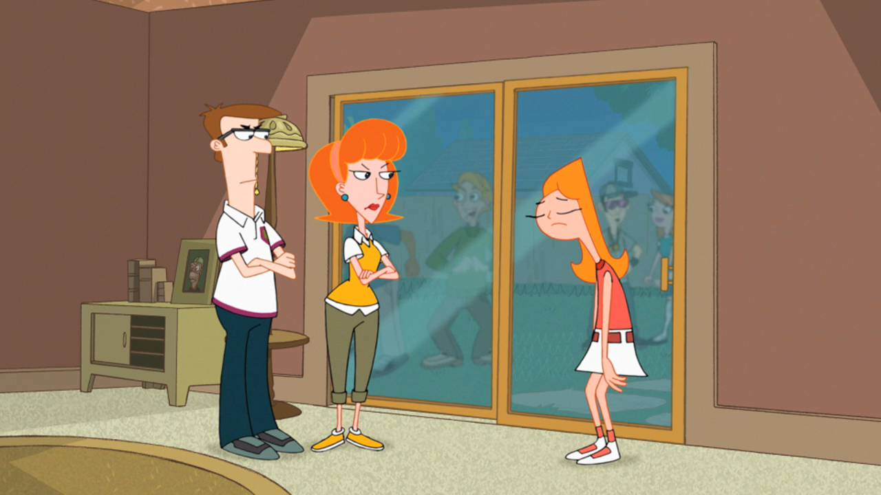 Candace Gets Busted | Phineas and Ferb Wiki | FANDOM powered by Wikia