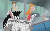 Kevin wins Election