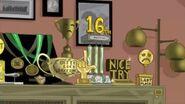Last place trophies