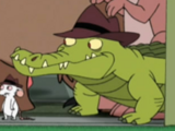 Agent C (crocodile)