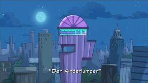 Der Kinderlumper title card