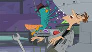 Perry Punches Doof