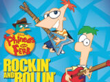 Phineas and Ferb: Rockin' and Rollin'