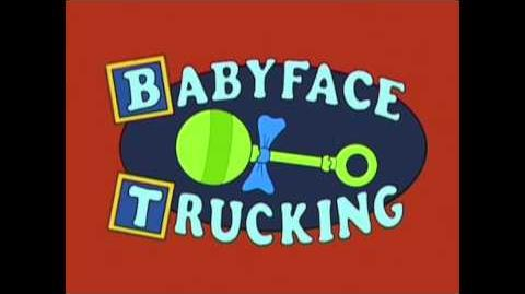 Danny Jacob - Babyface Truckin'