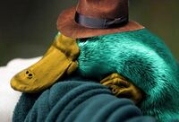 Perry the Platypus, by optical-jackson