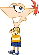 Phineas Smiling - Promotional Image