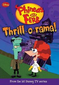 Thrill-o-rama! cover