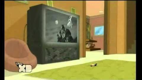 Phineas und Ferb - Die Schrumpfmaschine Song Bist du klein