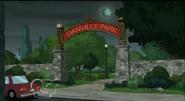 Danville park logo