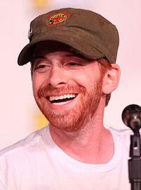 Seth Green Comic-Con 2012