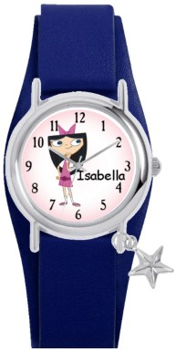 Disney Create-Your-Own teen watch - Isabella