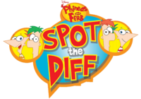 P&F Spot the Diff Event Logo