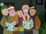We Wish You A Merry Christmas (Carolers' Version)